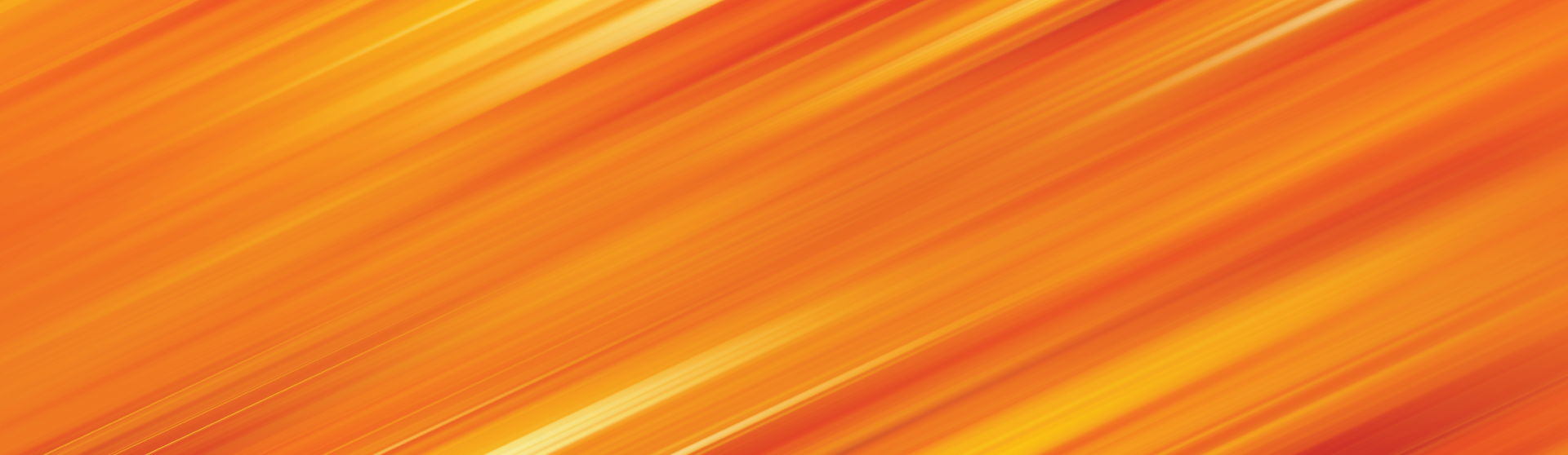 Diagonal Orange Lines.