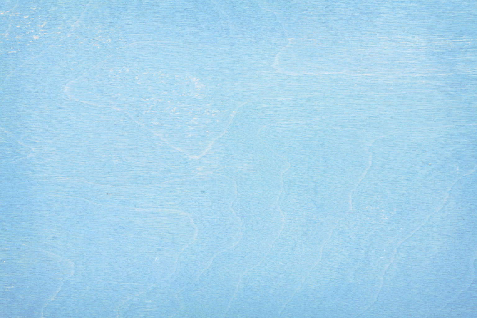 Blue Colored Wood